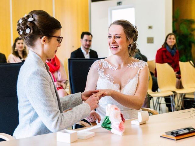 Le mariage de Amélie et Blandine à Chaville, Hauts-de-Seine 11