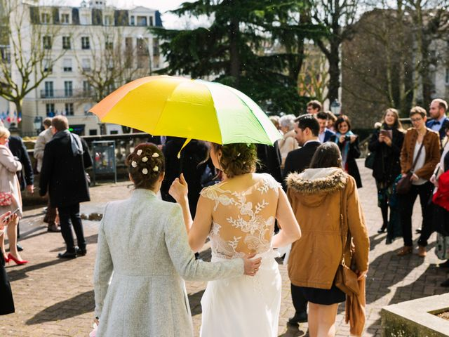 Le mariage de Amélie et Blandine à Chaville, Hauts-de-Seine 17