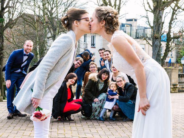 Le mariage de Amélie et Blandine à Chaville, Hauts-de-Seine 20