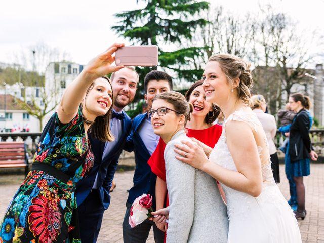 Le mariage de Amélie et Blandine à Chaville, Hauts-de-Seine 22