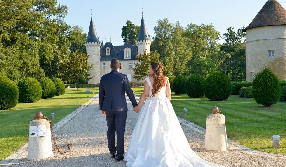 Le mariage de Nicolas et Céline à Eysines, Gironde