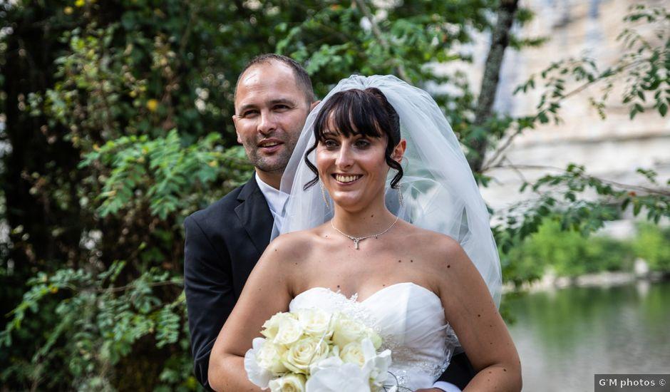 Le mariage de Yannick et Angélique à Martel, Lot