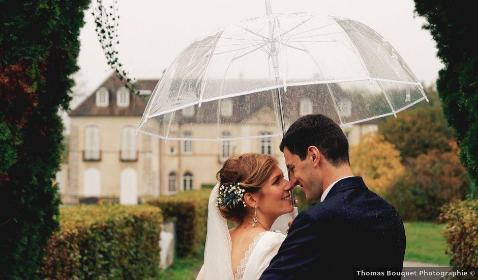 Le mariage de Pierre et Charline à Authoison, Haute-Saône
