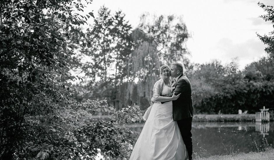 Le mariage de Benjamin et Sylvie à Lion-en-Sullias, Loiret