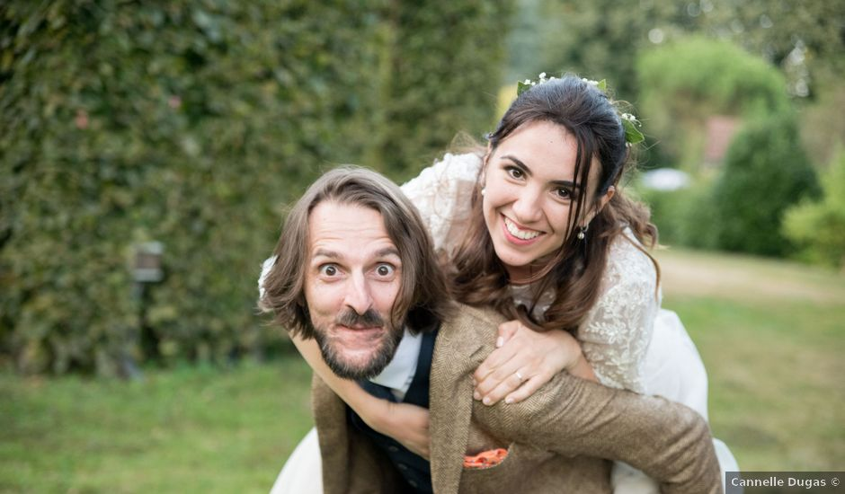 Le mariage de Mathias et Caroline à Limoges, Haute-Vienne