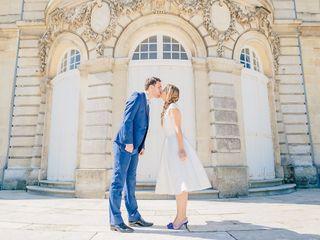 Le mariage de Irène et Nicolas