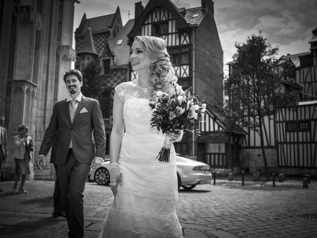 Le mariage de Jean-Christophe et Marie-Charlotte à Rouen, Seine-Maritime 4