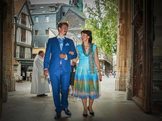 Le mariage de Jean-Christophe et Marie-Charlotte à Rouen, Seine-Maritime 7