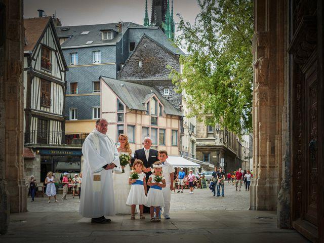Le mariage de Jean-Christophe et Marie-Charlotte à Rouen, Seine-Maritime 9
