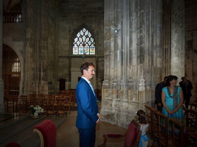 Le mariage de Jean-Christophe et Marie-Charlotte à Rouen, Seine-Maritime 10