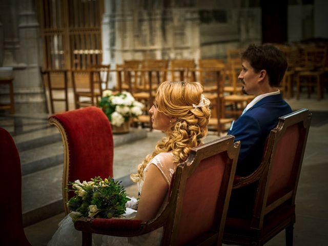 Le mariage de Jean-Christophe et Marie-Charlotte à Rouen, Seine-Maritime 16