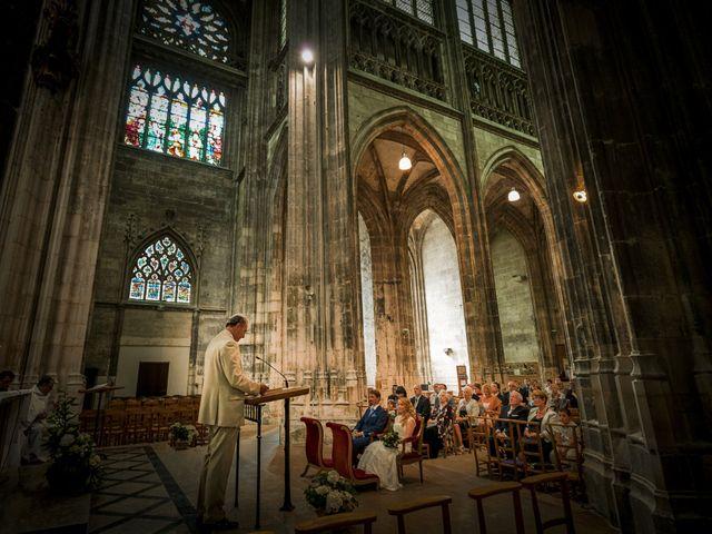 Le mariage de Jean-Christophe et Marie-Charlotte à Rouen, Seine-Maritime 17