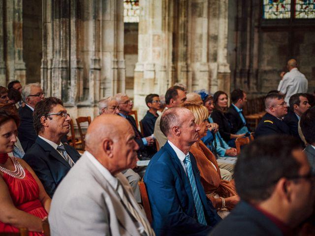 Le mariage de Jean-Christophe et Marie-Charlotte à Rouen, Seine-Maritime 19