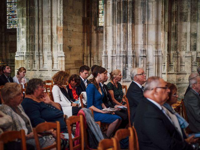 Le mariage de Jean-Christophe et Marie-Charlotte à Rouen, Seine-Maritime 20