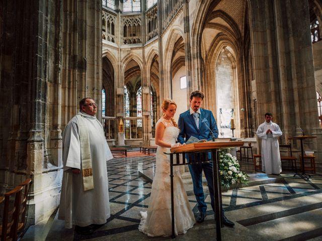 Le mariage de Jean-Christophe et Marie-Charlotte à Rouen, Seine-Maritime 28