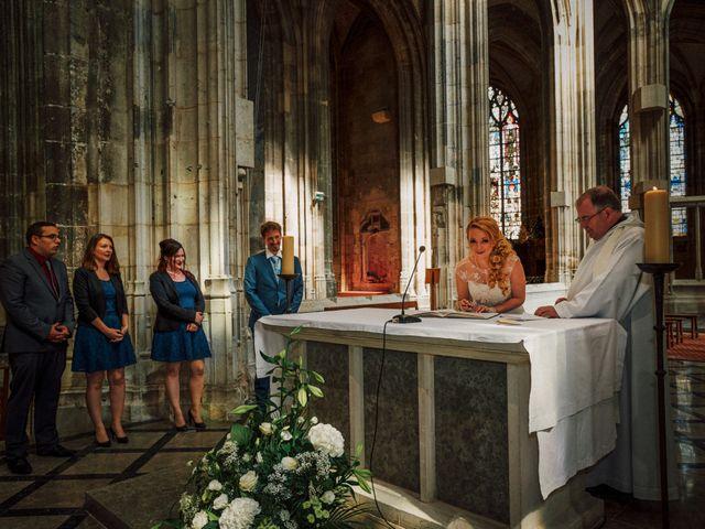 Le mariage de Jean-Christophe et Marie-Charlotte à Rouen, Seine-Maritime 34