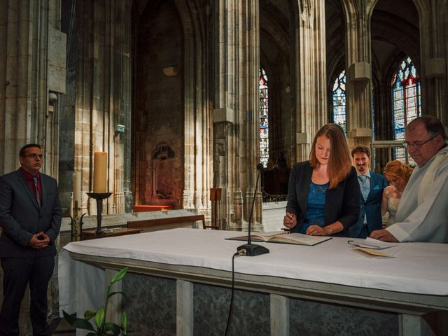 Le mariage de Jean-Christophe et Marie-Charlotte à Rouen, Seine-Maritime 39