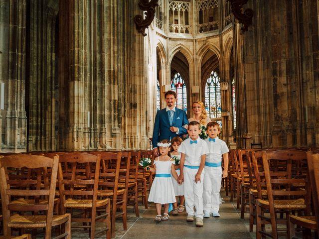 Le mariage de Jean-Christophe et Marie-Charlotte à Rouen, Seine-Maritime 43
