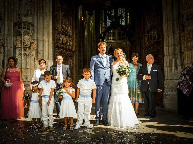 Le mariage de Jean-Christophe et Marie-Charlotte à Rouen, Seine-Maritime 49