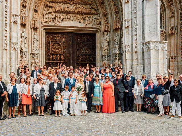 Le mariage de Jean-Christophe et Marie-Charlotte à Rouen, Seine-Maritime 50