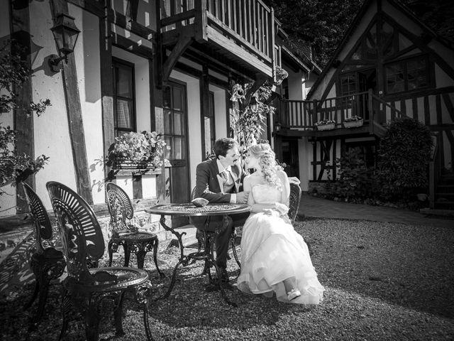Le mariage de Jean-Christophe et Marie-Charlotte à Rouen, Seine-Maritime 59