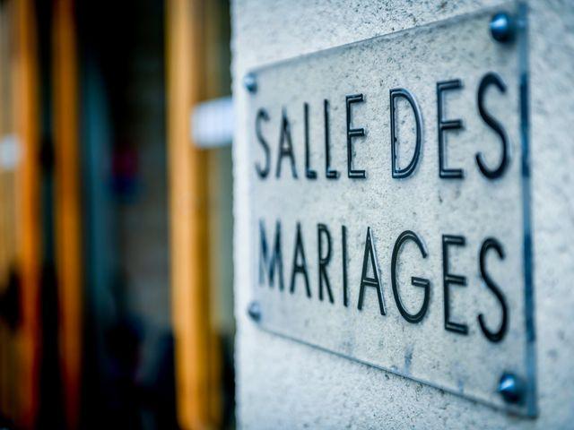Le mariage de Sébastien et Cindy à Cherves, Vienne 20