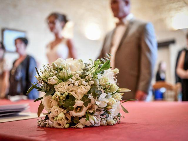 Le mariage de Sébastien et Cindy à Cherves, Vienne 21