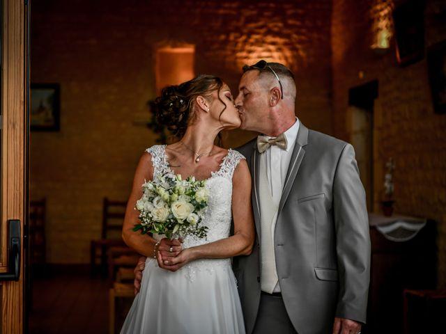 Le mariage de Sébastien et Cindy à Cherves, Vienne 26