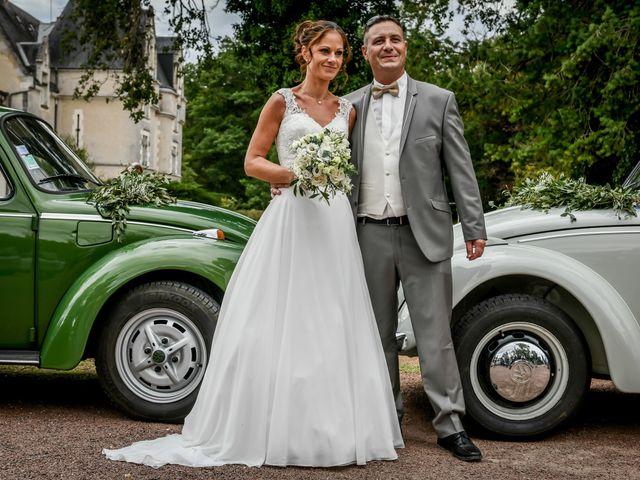 Le mariage de Sébastien et Cindy à Cherves, Vienne 27