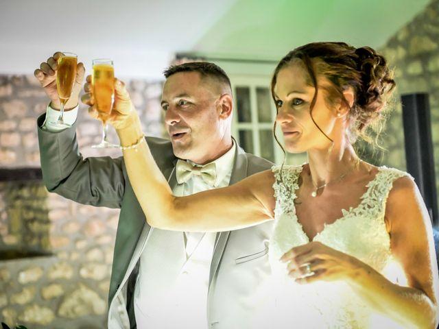 Le mariage de Sébastien et Cindy à Cherves, Vienne 41