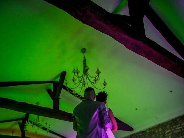 Le mariage de Sébastien et Cindy à Cherves, Vienne 44