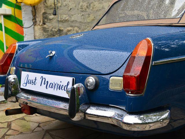 Le mariage de David et Cécile à Vic-sur-Aisne, Aisne 20