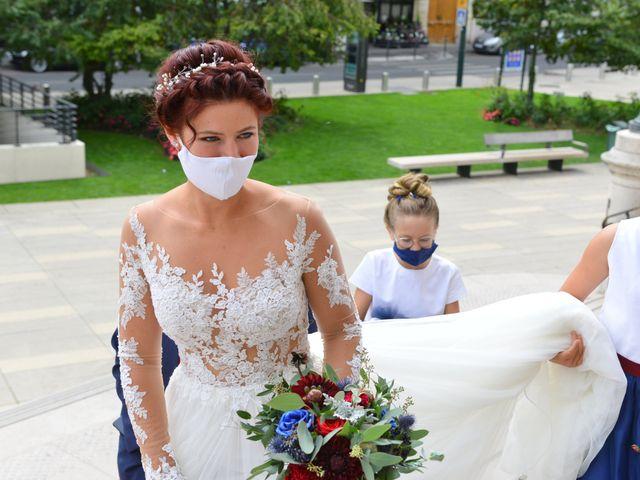 Le mariage de David et Cécile à Vic-sur-Aisne, Aisne 21