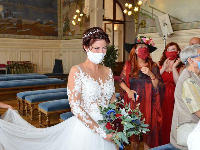Le mariage de David et Cécile à Vic-sur-Aisne, Aisne 37
