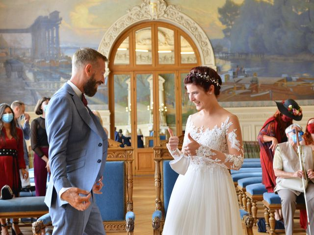 Le mariage de David et Cécile à Vic-sur-Aisne, Aisne 39