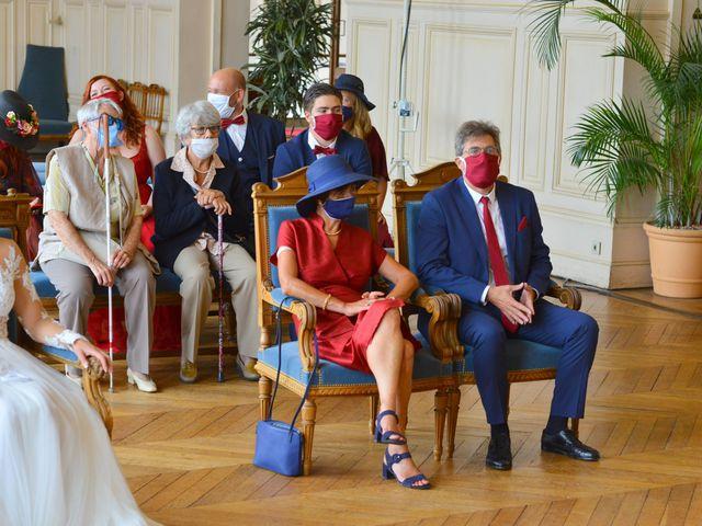 Le mariage de David et Cécile à Vic-sur-Aisne, Aisne 40