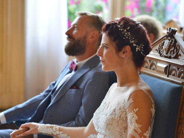 Le mariage de David et Cécile à Vic-sur-Aisne, Aisne 45