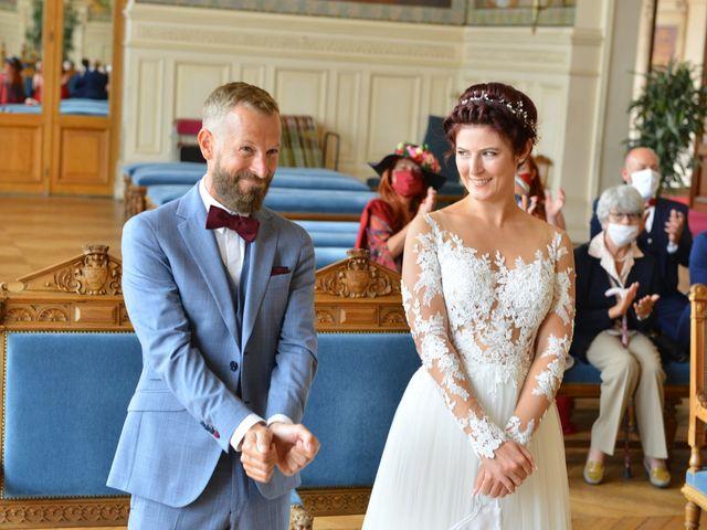 Le mariage de David et Cécile à Vic-sur-Aisne, Aisne 49