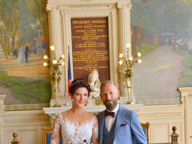 Le mariage de David et Cécile à Vic-sur-Aisne, Aisne 52