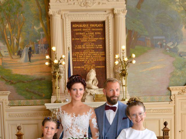 Le mariage de David et Cécile à Vic-sur-Aisne, Aisne 53