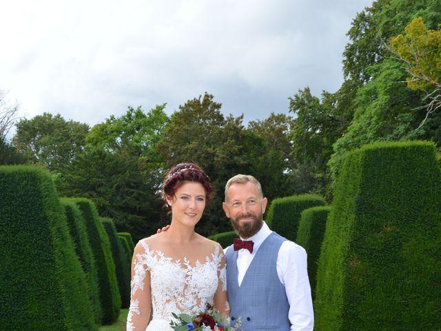 Le mariage de David et Cécile à Vic-sur-Aisne, Aisne 71