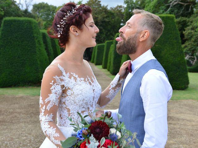 Le mariage de David et Cécile à Vic-sur-Aisne, Aisne 72