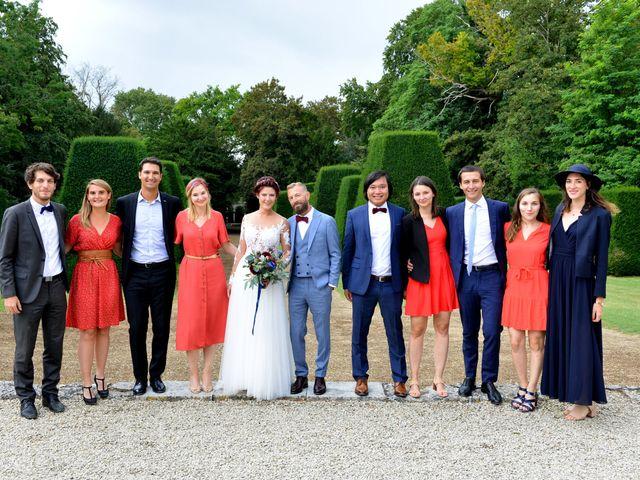 Le mariage de David et Cécile à Vic-sur-Aisne, Aisne 74