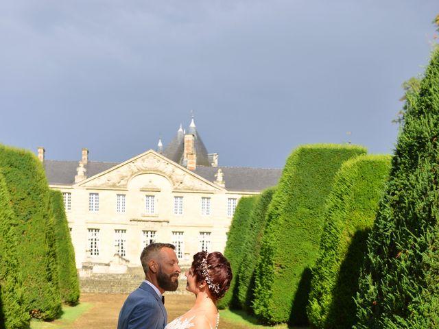Le mariage de David et Cécile à Vic-sur-Aisne, Aisne 76