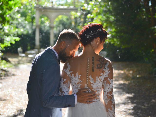 Le mariage de David et Cécile à Vic-sur-Aisne, Aisne 77
