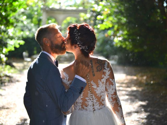 Le mariage de Cécile et David
