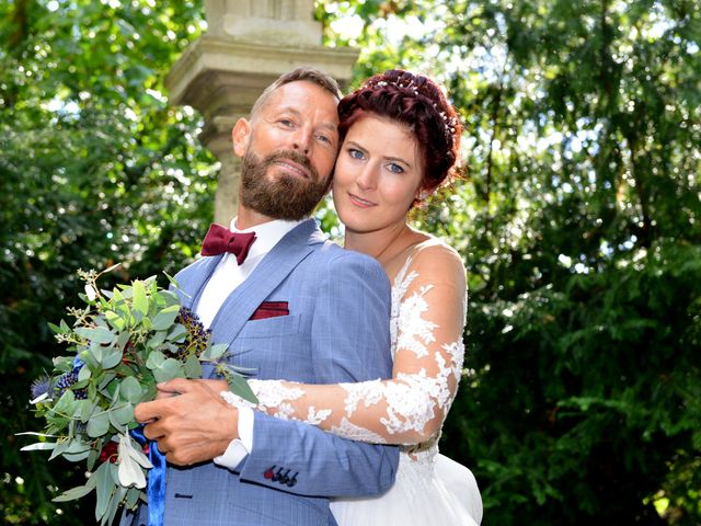 Le mariage de David et Cécile à Vic-sur-Aisne, Aisne 79