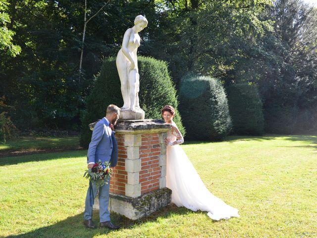Le mariage de David et Cécile à Vic-sur-Aisne, Aisne 81