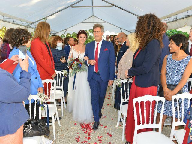 Le mariage de David et Cécile à Vic-sur-Aisne, Aisne 83