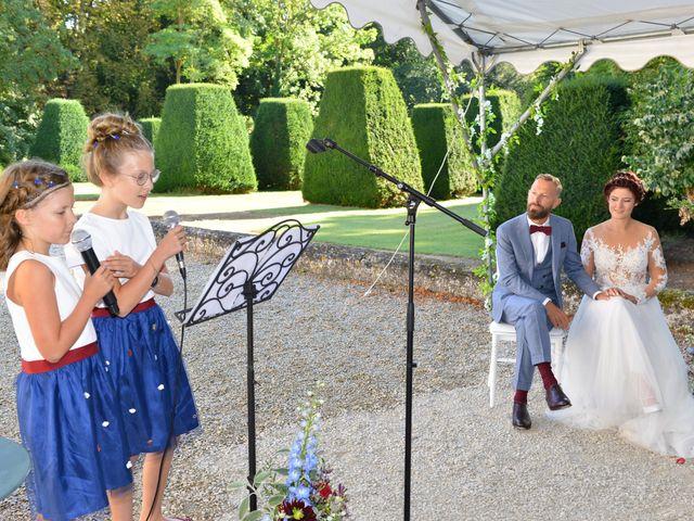 Le mariage de David et Cécile à Vic-sur-Aisne, Aisne 96